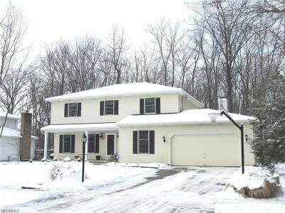 Strongsville OH Single Family Home For Sale: $239,900