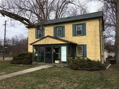 North Ridgeville Multi Family Home For Sale: 35338-40 Center Ridge Rd