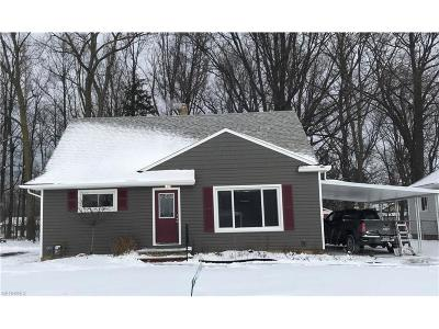 Willowick Single Family Home For Sale: 307 East 317th St