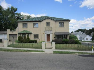 Single Family Home For Sale: 301 North 8th St