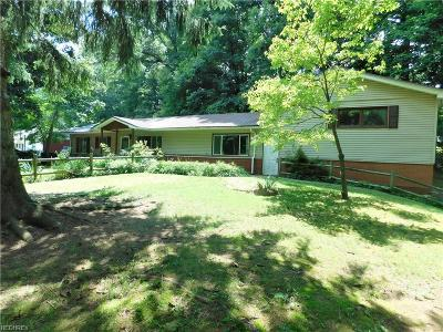 Zanesville Single Family Home For Sale: 2439 Glen Dr