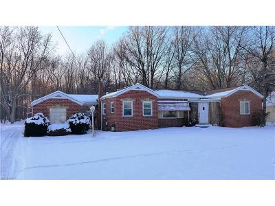 Westlake Single Family Home For Sale: 1792 Canterbury Rd