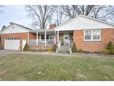 Boardman Single Family Home For Sale: 730 Brookfield Ave