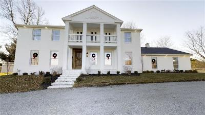 Licking County Single Family Home For Sale: 2437 Old Columbus Rd