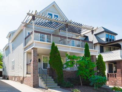 Cleveland Heights Single Family Home For Sale: 3390 Beechwood Ave #1