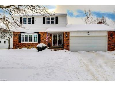Parma Single Family Home For Sale: 2785 Brian Dr