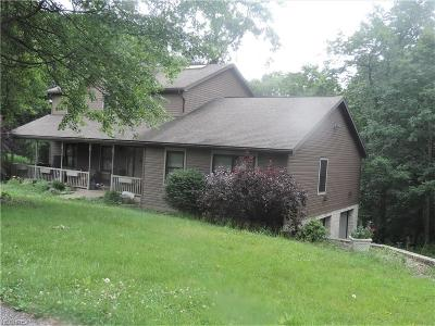Belpre Single Family Home For Sale: 160 Crestwood Ct