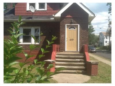 Cleveland Heights Single Family Home For Sale: 1019 Rushleigh Rd