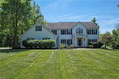 Gates Mills Single Family Home For Sale: 7820 Sugarbush Ln