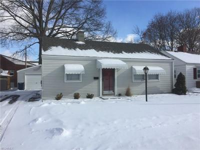 Mcdonald Single Family Home For Sale: 607 Iowa Ave