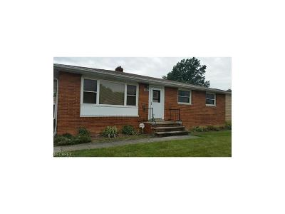 Parma Heights Single Family Home For Sale: 6888 Tobik Trl