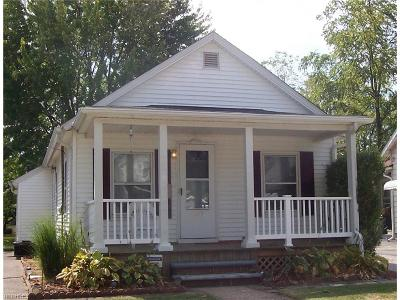 Lorain Single Family Home For Sale: 1319 West 9th St