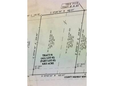Marietta OH Residential Lots & Land For Sale: $48,500