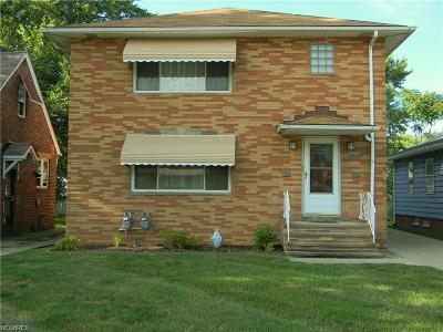 Parma Multi Family Home For Sale: 4104 Snow Rd
