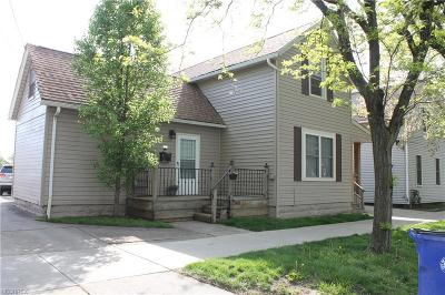 Cleveland Multi Family Home For Sale: 2441 Professor Ave