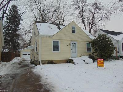 Lake County Single Family Home For Sale: 131 Nelson St