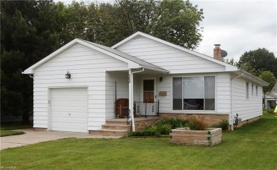 Willowick Single Family Home For Sale: 368 East 317th St