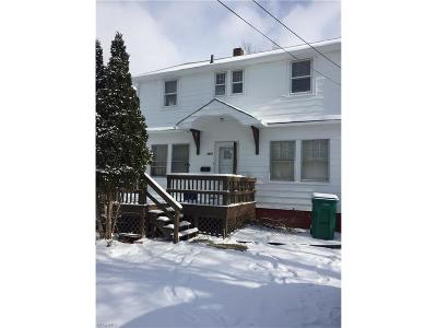 Maple Heights Multi Family Home For Sale: 5247 Forest Ave
