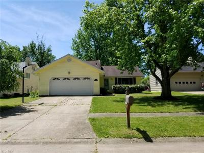 Single Family Home For Sale: 1560 Quail Hollow Dr