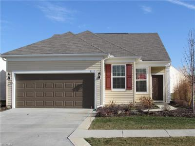 North Ridgeville Single Family Home For Sale: 9353 Montgomery Dr