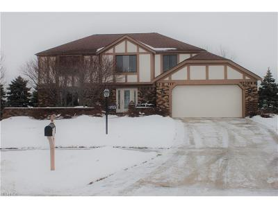 Strongsville Single Family Home For Sale: 17924 Chatham Ct