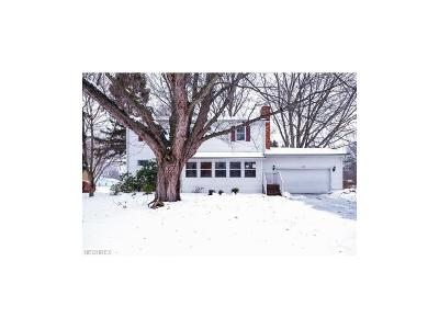 Perry Single Family Home For Sale: 3769 Ohio St