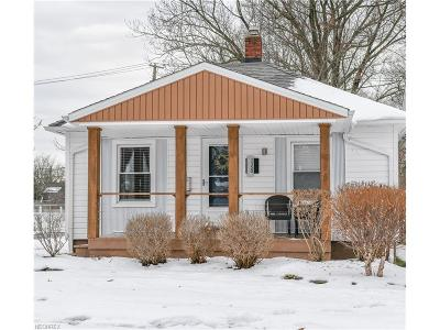 Mayfield Heights Single Family Home For Sale: 1350 Iroquois Ave