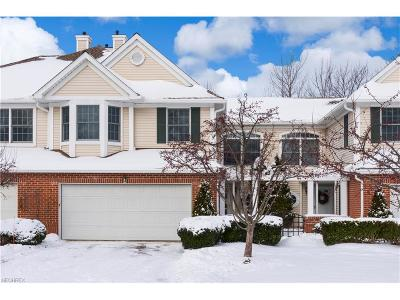 Westlake Condo/Townhouse For Sale: 2779 Wyndgate Ct #13