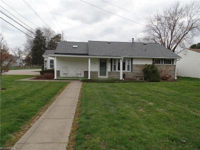 Vienna Single Family Home For Sale: 1212 16th St