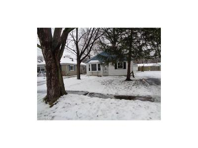 Elyria Single Family Home For Sale: 715 Boston Ave