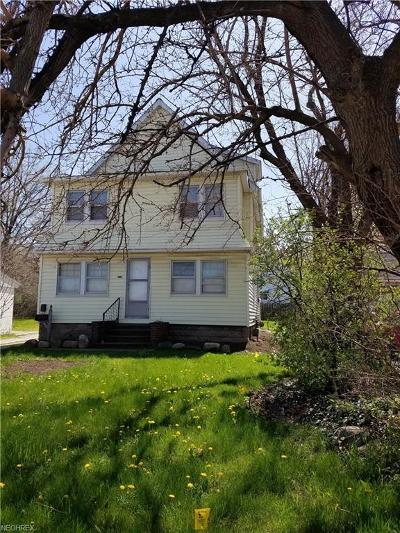Wickliffe OH Multi Family Home For Sale: $114,500