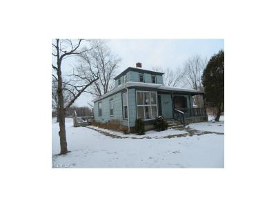 Single Family Home For Sale: 8867 South Main St