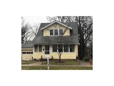 Zanesville Single Family Home For Sale: 1839 Norwood Blvd