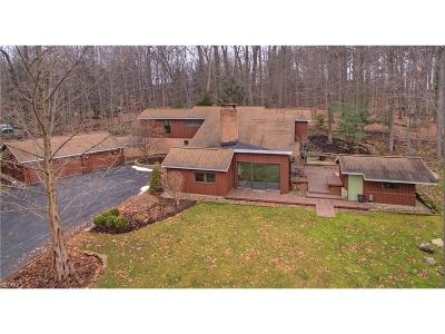 Gates Mills Single Family Home For Sale: 941 Chestnut Run