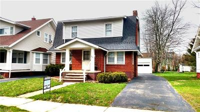 Cleveland Heights Single Family Home For Sale: 3879 Glenwood Rd