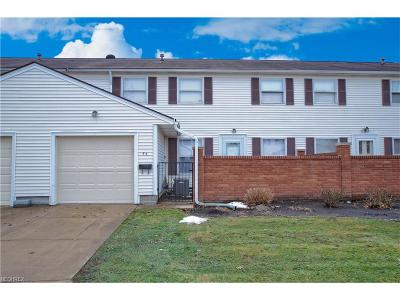 Lake County Condo/Townhouse For Sale: 54 Mansfield Ct