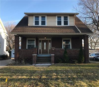Lorain Single Family Home For Sale: 2602 East Erie Ave