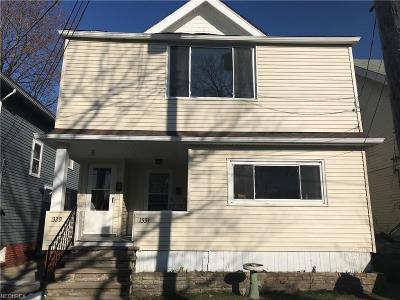Lakewood Multi Family Home For Sale: 1329 Fry Ave