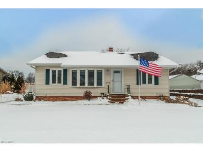 Willowick Single Family Home For Sale: 30425 Oakdale Rd