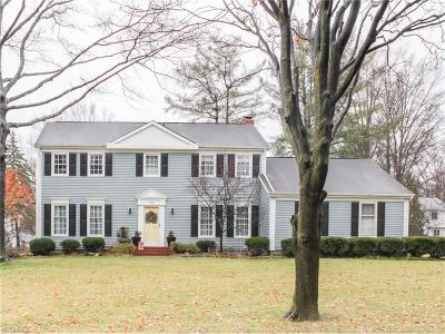 Summit County Single Family Home For Sale: 140 Clairhaven Dr