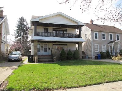 Multi Family Home For Sale: 3820 West 157th St