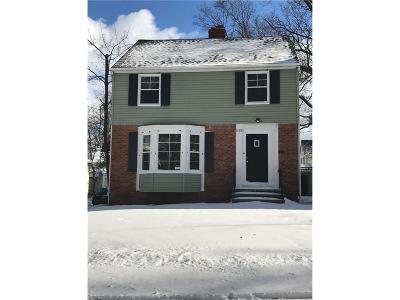 Cleveland Heights Single Family Home For Sale: 1169 Yellowstone Rd