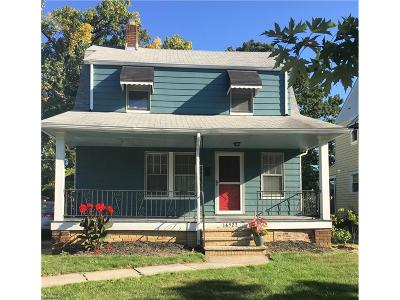 Bay Village, Rocky River, Fairview Park, Westlake, Lakewood Single Family Home For Sale: 14522 Garfield Ave