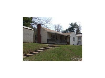 McConnelsville OH Single Family Home For Sale: $44,900
