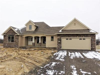 Canfield Single Family Home For Sale: 4500 Bella Jean