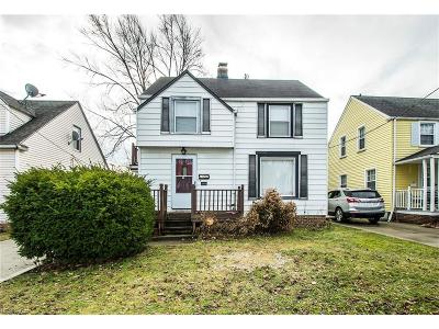 Single Family Home Sold: 11807 Marne Ave