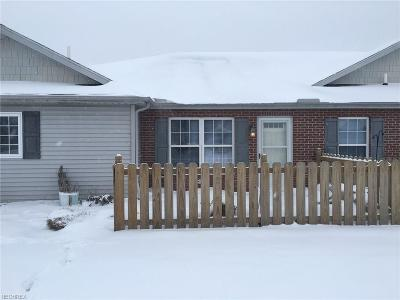 Elyria Condo/Townhouse For Sale: 546 Heatherwood Dr