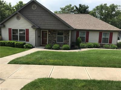 Cambridge OH Single Family Home For Sale: $177,900