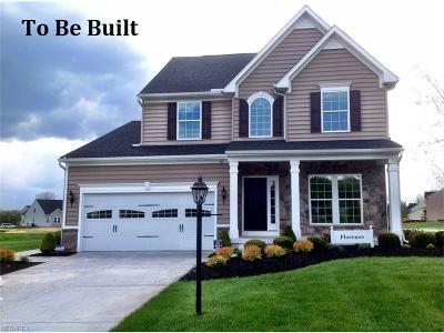 North Ridgeville Single Family Home For Sale: 187 Thornbury Ct