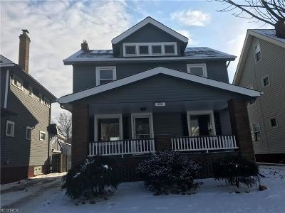 Bay Village, Rocky River, Fairview Park, Westlake, Lakewood Single Family Home For Sale: 17611 Franklin Ave